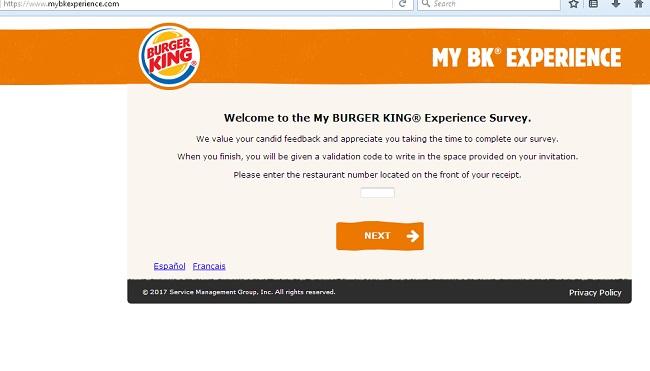 www.mybkexperience.com